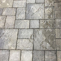 Hattoy's installs stone patios