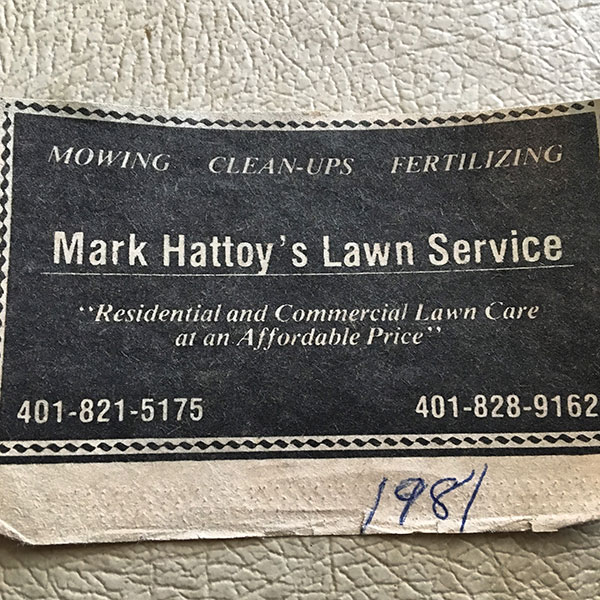 Hattoy's Lawn Service